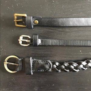 Accessories - Black Belt Bundle